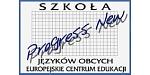Szkoła Języków Obcych  PROGRESS NEW logo