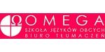 Szkoła Języków Obcych OMEGA logo