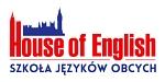Szkoła Języków Obcych House of English logo