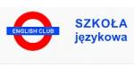 Szkoła Językowa ENGLISH CLUB logo
