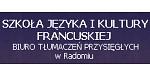 Szkoła Języka i Kultury Francuskiej logo