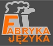 Szkoła Języków Obcych Fabryka Języka logo