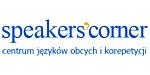 SPEAKERS' CORNER Centrum Języków Obcych i Korepetycji logo