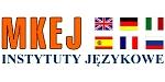 MKEJ Instytuty Językowe logo