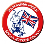 Wonderworld Szkoła Języków Obcych logo