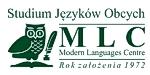 Studium Języków Obcych MLC logo