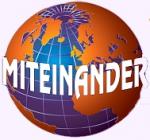 Ośrodek Nauczania Języków Obcych MITEINANDER logo