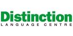 Distinction Language Centre logo