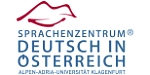 German in Austria, University of Klagenfurt logo